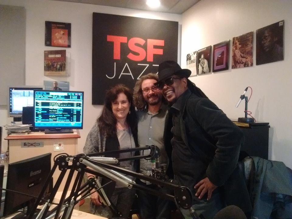 Interview TSF Laure ALBHERN