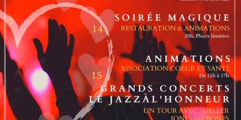15 February 2020 - JONES & BONES - Festival  Paimpol Mon Amour - PAIMPOL  (France - 22)