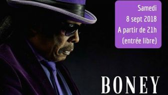 8. September 2018: Jazz Café Montparnasse