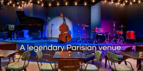 21 & 22 Dec 2017 | Jazz Club Etoile (PARIS – France)