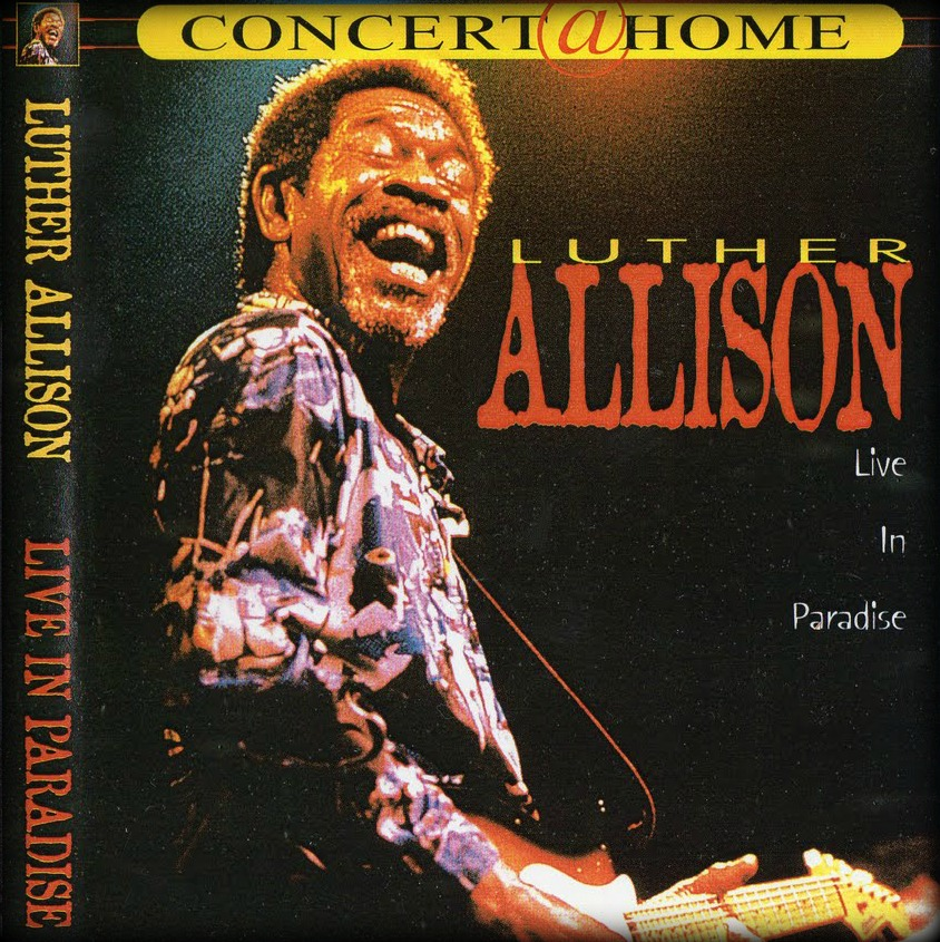 Luther Allison | Live In Paradise